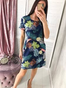 Платье короткое летнее Ч4449