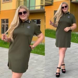 Платье короткое летнее Ч7210