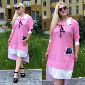 Платье короткое летнее Ч7584