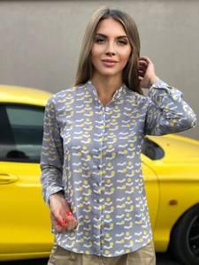 Рубашка с длинным рукавом Ш0817