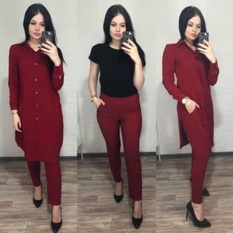 Костюм модный Ш4702