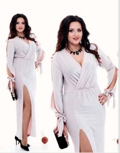 Платье длинное нарядное Ш6033
