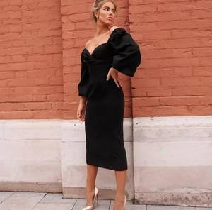 Платье короткое современное Ю2005