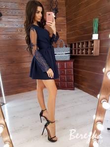 Платье Ю7595