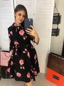 Платье Ю7670