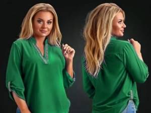 Блуза нарядная Я2182