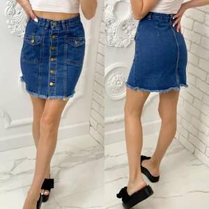 Юбка джинсовая Я5445