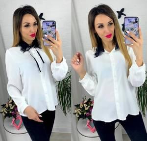 Рубашка с длинным рукавом Я6803