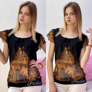 Блуза летняя Я7785