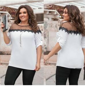 Блуза нарядная А01274