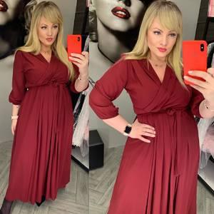 Платье длинное нарядное А32366