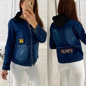 Джинсовая куртка Ч4181
