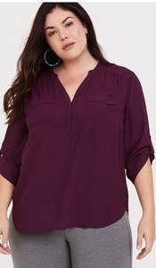 Блуза офисная Ю9669