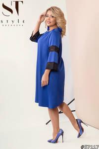 Платье короткое нарядное Я4450