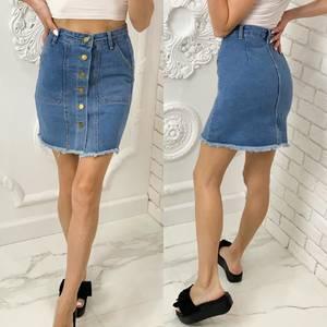 Юбка джинсовая Я5446