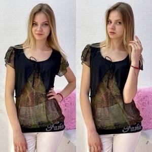 Блуза летняя Я7786