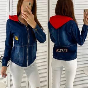 Джинсовая куртка Ч4182