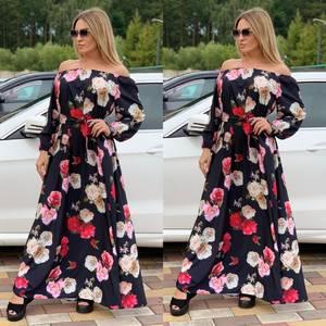 Платье длинное нарядное Ч5257