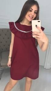 Платье короткое летнее Ш2795