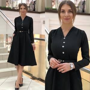 Платье короткое нарядное Ю414