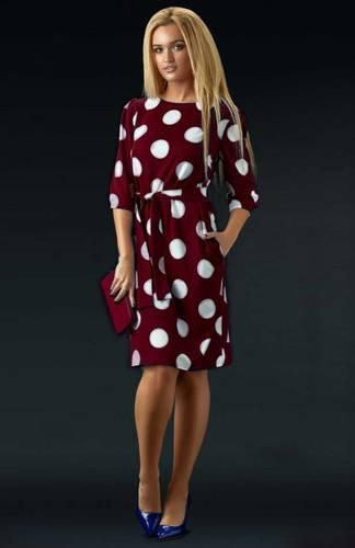 Платье короткое нарядное Я1540