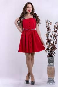 Платье короткое летнее Ч3134