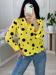 Блуза с длинным рукавом А29423