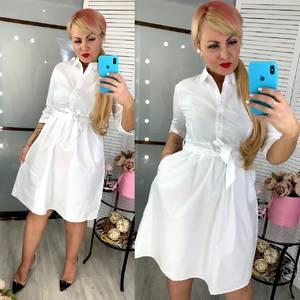 Платье короткое нарядное Ц7218