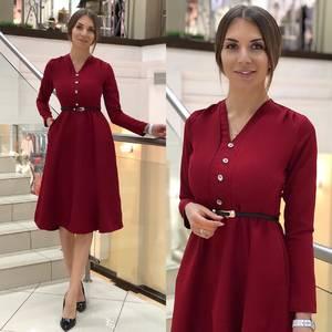 Платье короткое нарядное Ю4143