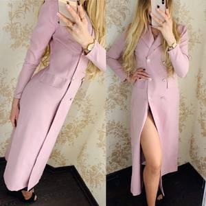 Платье длинное с длинными рукавами Я0150