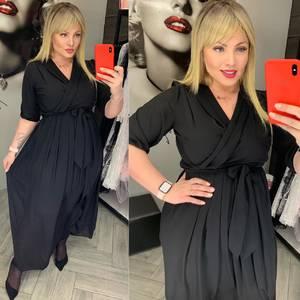 Платье длинное нарядное А32369