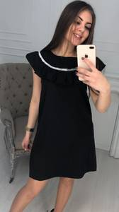 Платье короткое летнее Ш2797