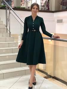 Платье короткое нарядное Ю4144