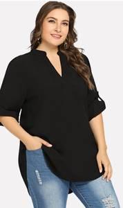 Блуза офисная Ю9672
