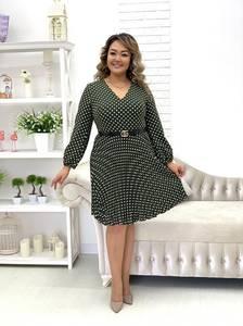Платье короткое нарядное Я7265