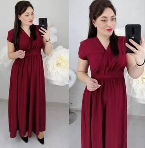 Платье длинное нарядное Ч9604