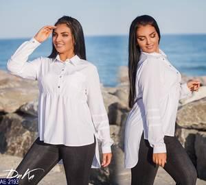 Блуза с длинным рукавом Ч7883