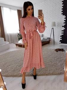 Платье длинное нарядное Ю4797