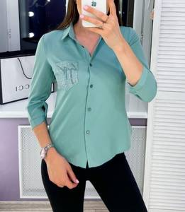 Блуза для офиса Ю3159