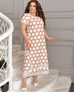 Платье длинное летнее Я5574