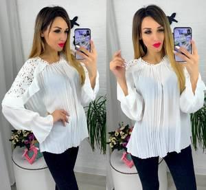 Блуза с длинным рукавом Я6807