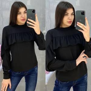 Блуза с длинным рукавом А07664