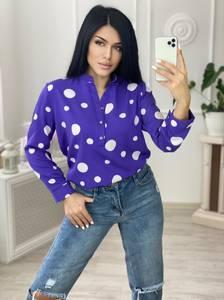 Блуза с длинным рукавом А29425
