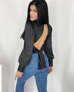 Блуза с длинным рукавом А33825