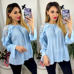 Блуза с длинным рукавом Я6809