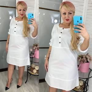 Платье короткое нарядное Ц7223
