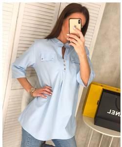 Блуза офисная Ю9657