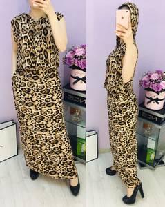 Платье длинное нарядное Я0675