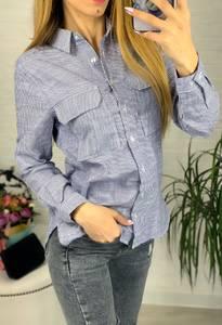 Рубашка с длинным рукавом Я0750