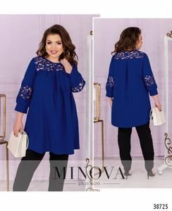 Блуза нарядная Я2815